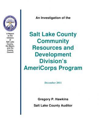 Parks.audit Report
